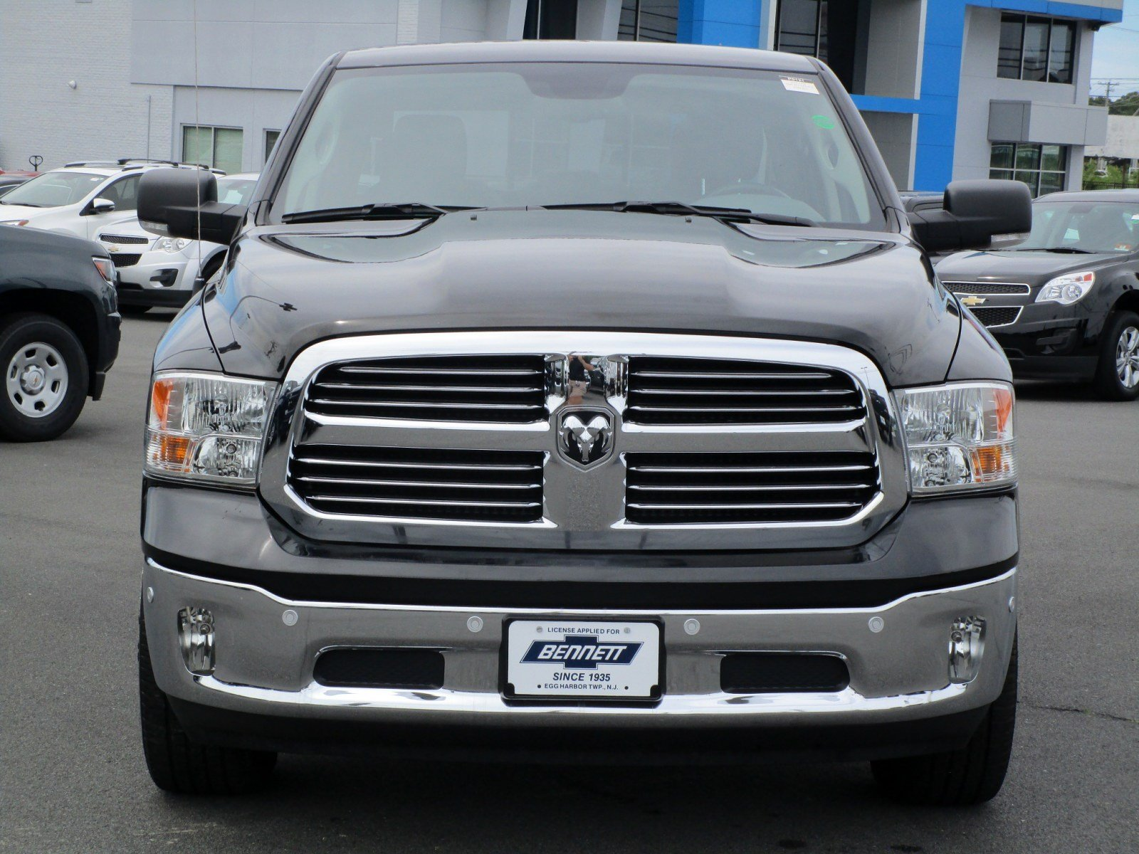 Pre-Owned 2019 Ram 1500 Clic Big Horn Crew Cab Pickup in Egg ... on