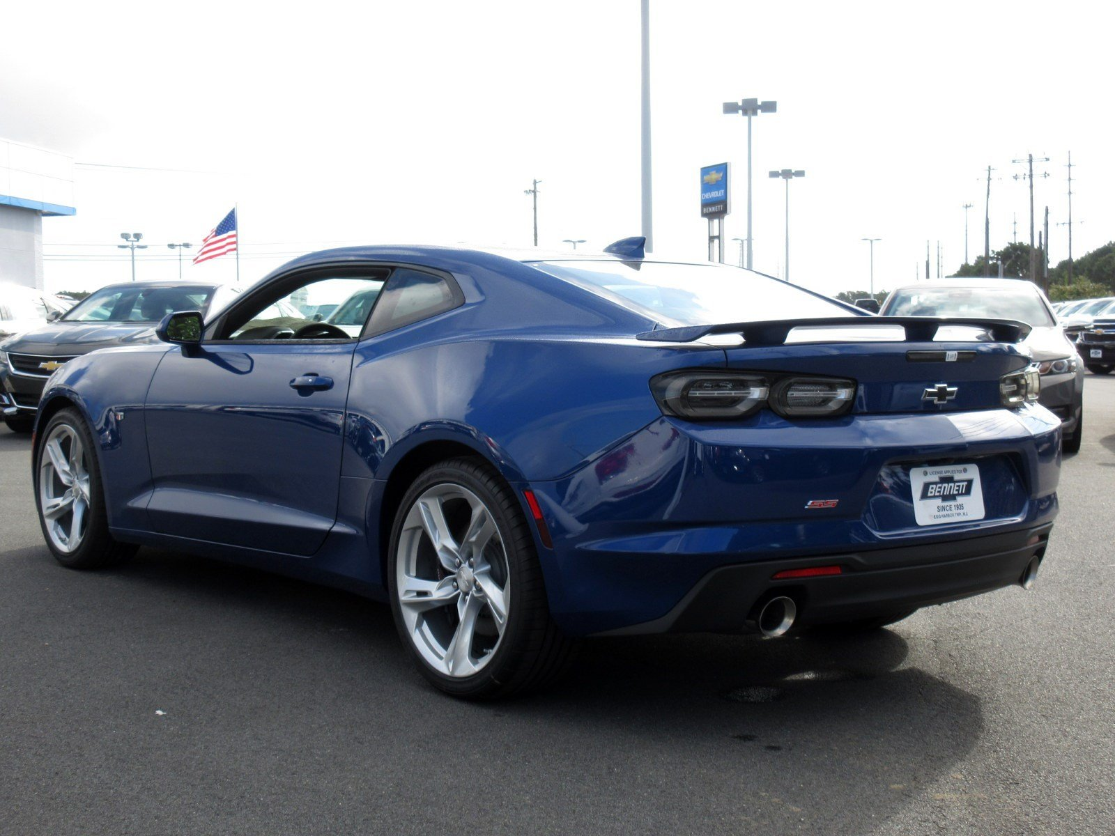New 2019 Chevrolet Camaro Ss 2dr Car In Egg Harbor Township 59197