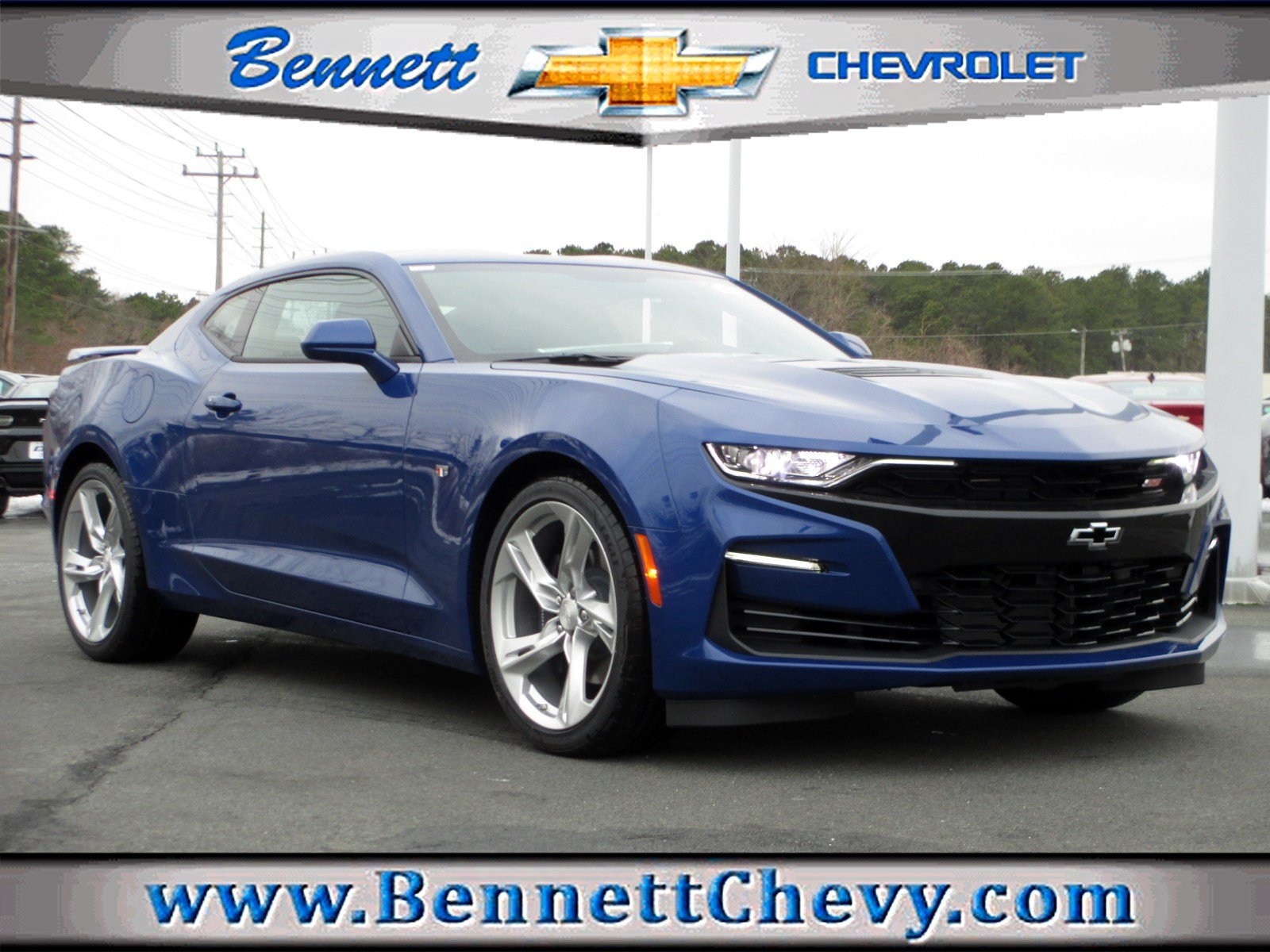 New 2019 Chevrolet Camaro Ss 2dr Car In Egg Harbor Township 59323