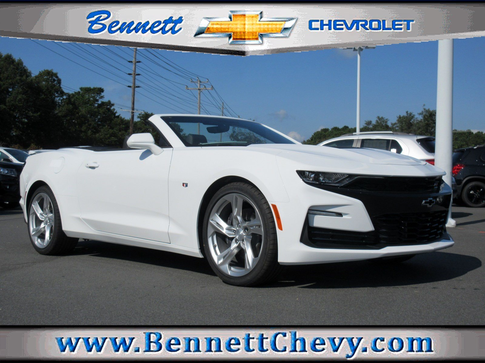 New 2019 Chevrolet Camaro Ss Convertible In Egg Harbor Township