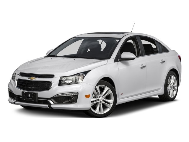 Pre-Owned 2015 Chevrolet Cruze LS
