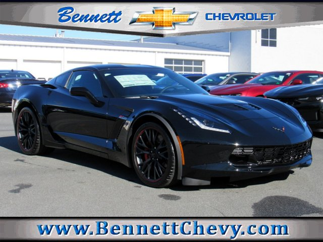 New 2019 Chevrolet Corvette Z06 1LZ RWD 2dr Car