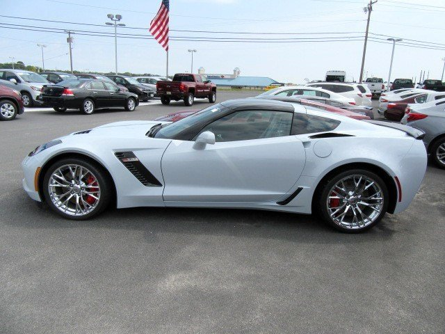 New 2018 Chevrolet Corvette Z06 1lz