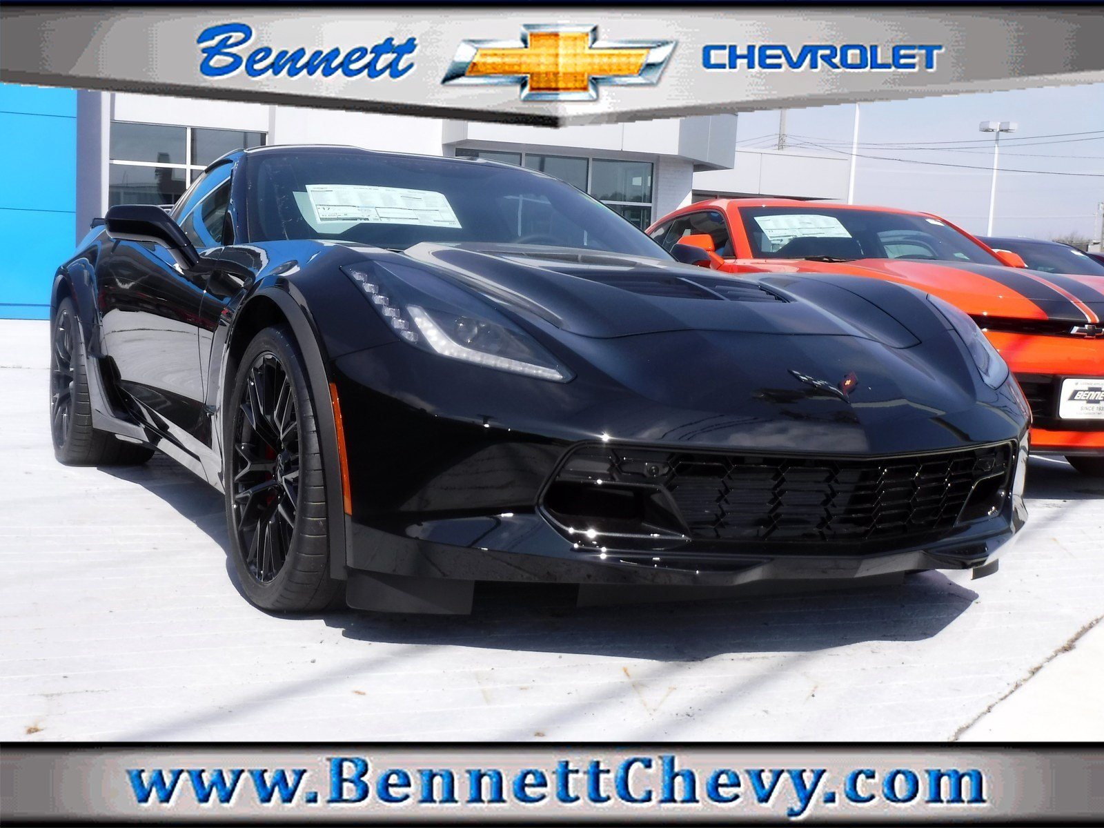 New 2019 Chevrolet Corvette Z06 2LZ