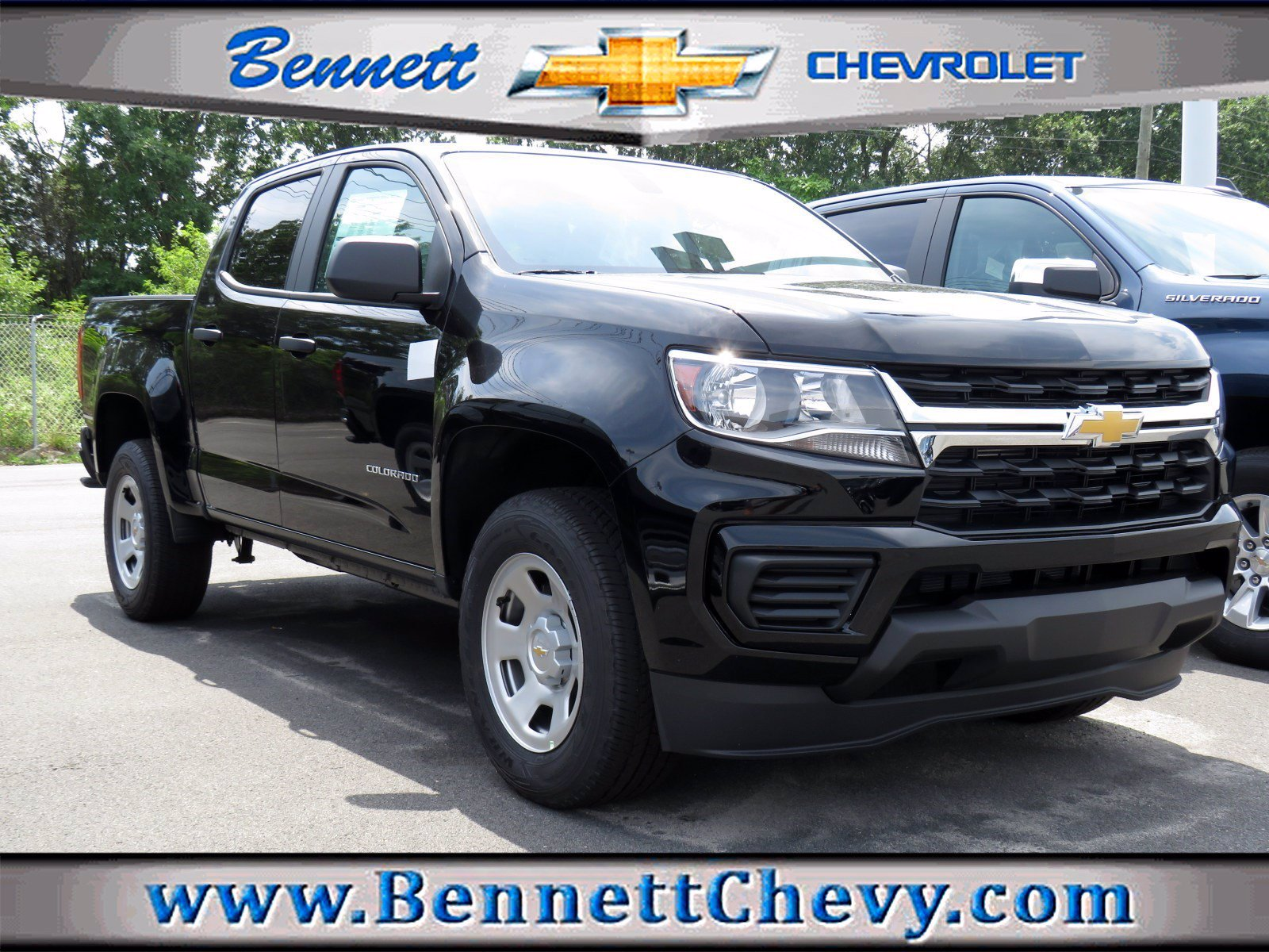 New 2021 Chevrolet Colorado 2WD Work Truck