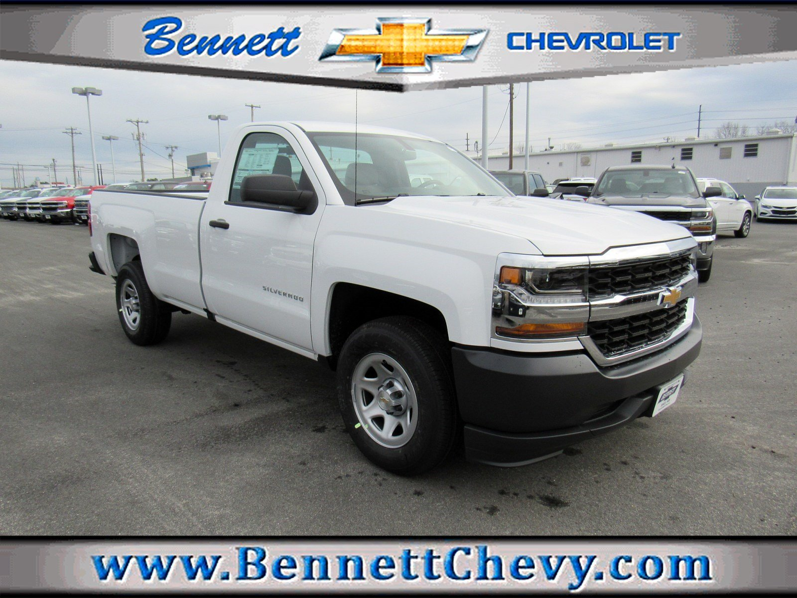 New 2018 chevrolet silverado 1500 work truck regular cab pickup in new 2018 chevrolet silverado 1500 work truck publicscrutiny