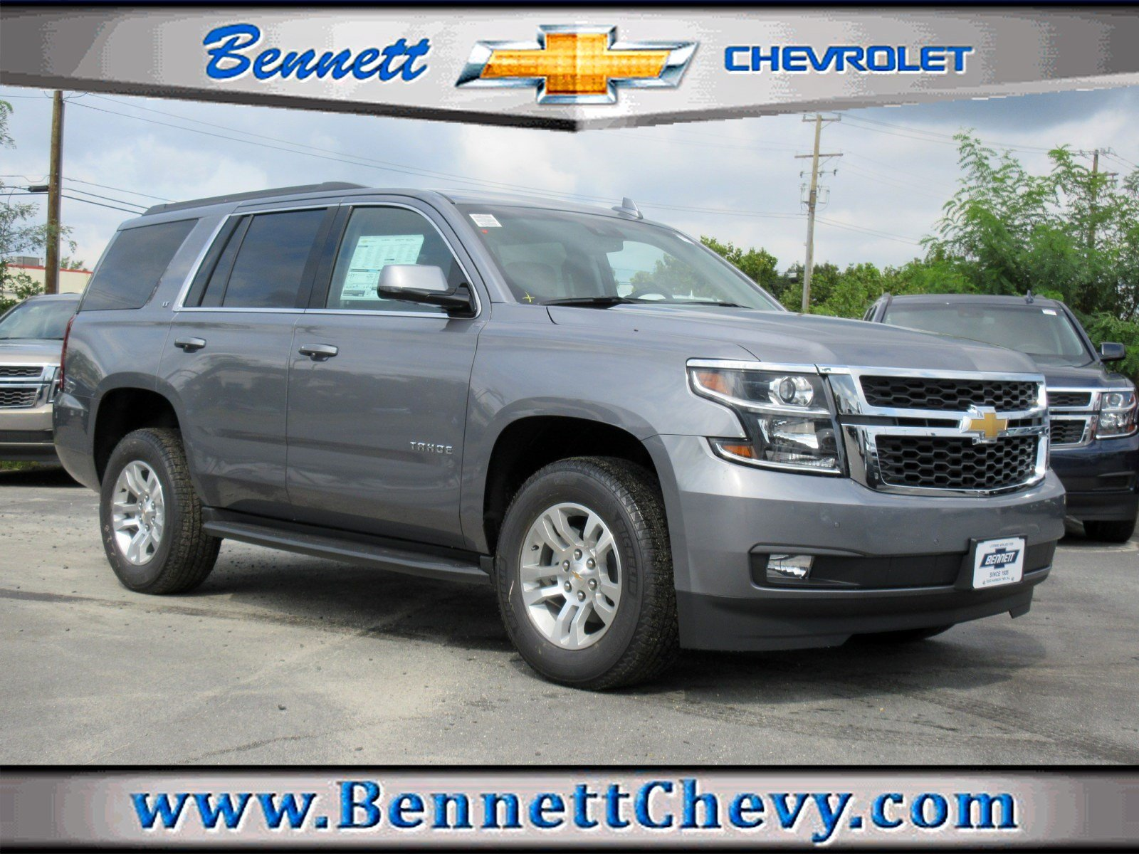 New 2019 Chevrolet Tahoe Lt Sport Utility In Egg Harbor Township