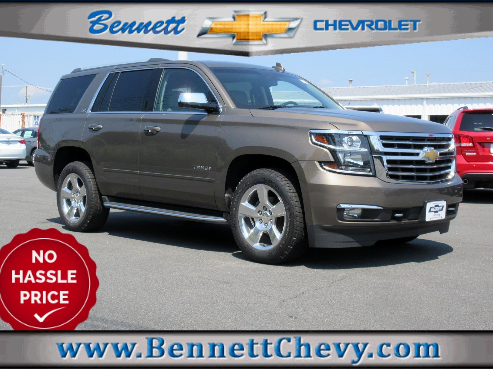 Certified Pre Owned 2016 Chevrolet Tahoe Ltz Sport Utility In Egg 2015 Chevy Chrome Roof Rack