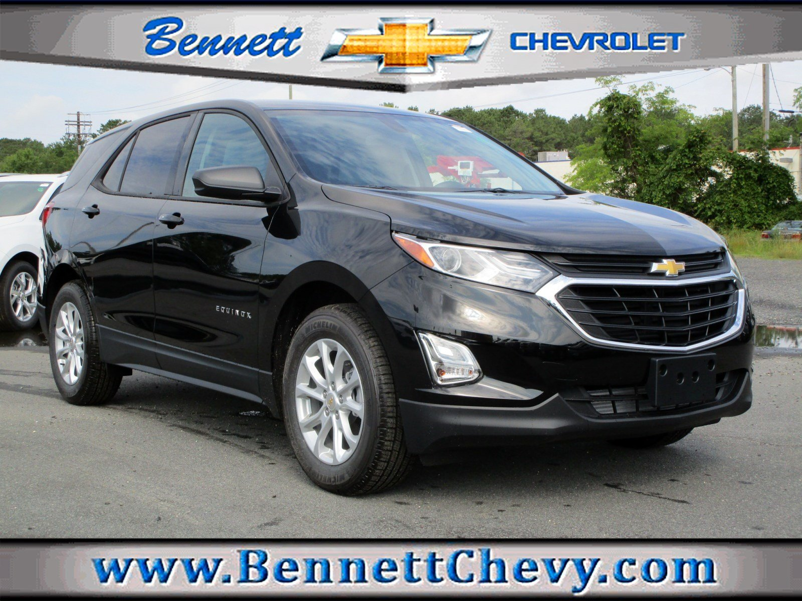 791fee98875 New 2019 Chevrolet Equinox LS Sport Utility in Egg Harbor Township ...
