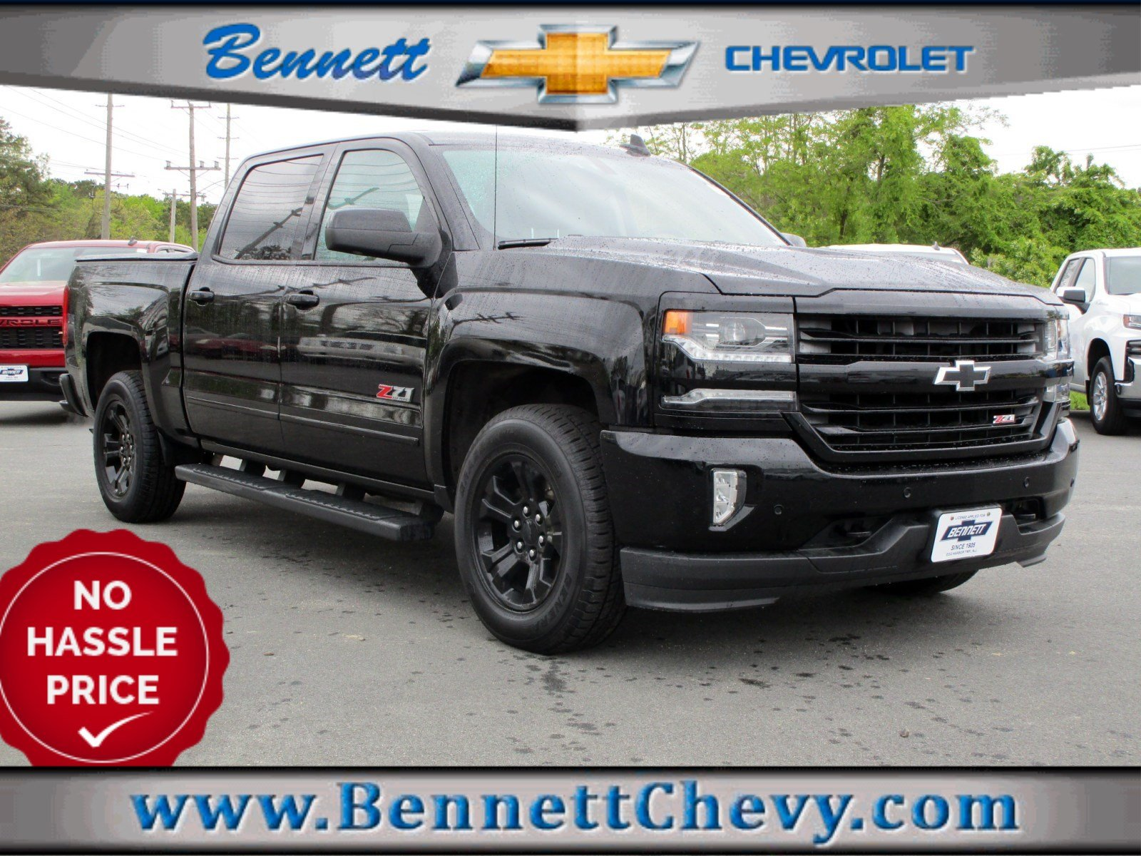 Certified Pre Owned 2016 Chevrolet Silverado 1500 Ltz