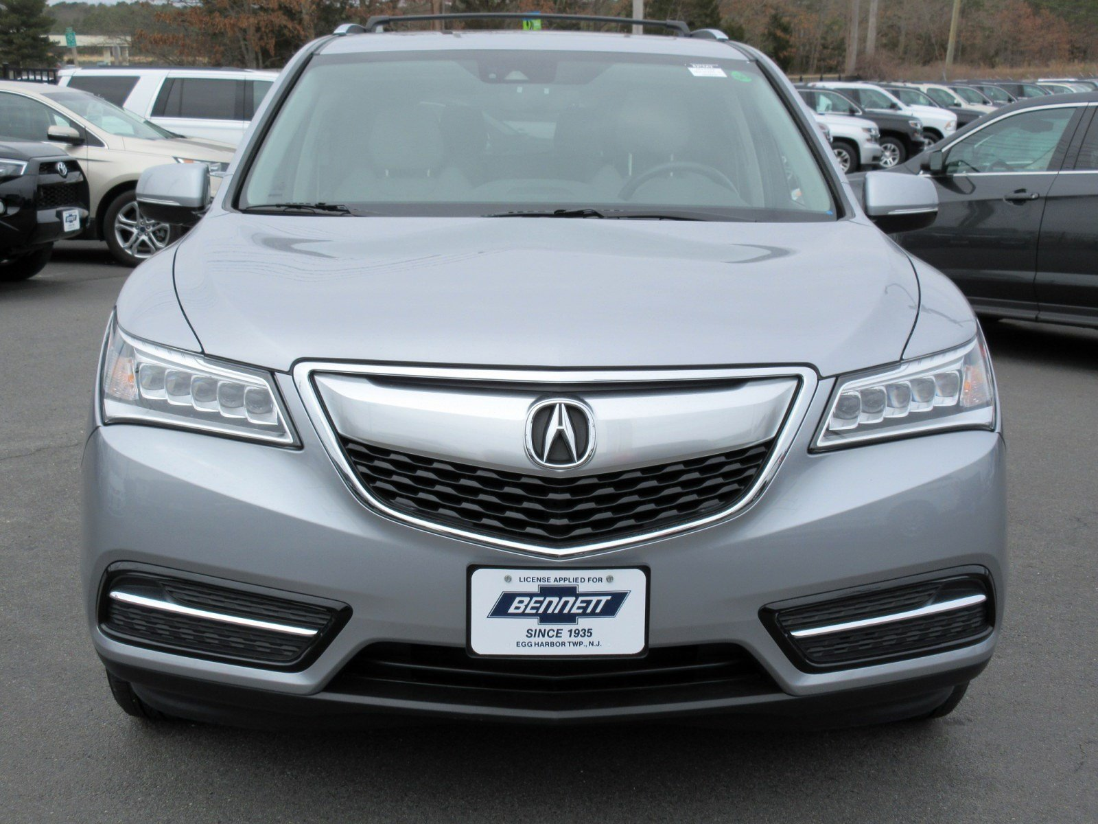 Pre Owned 2016 Acura MDX w Tech Sport Utility in Egg Harbor Township