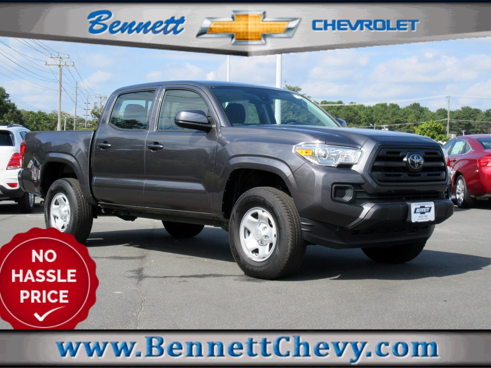 Pre Owned 2018 Toyota Ta a SR Crew Cab Pickup in Egg Harbor