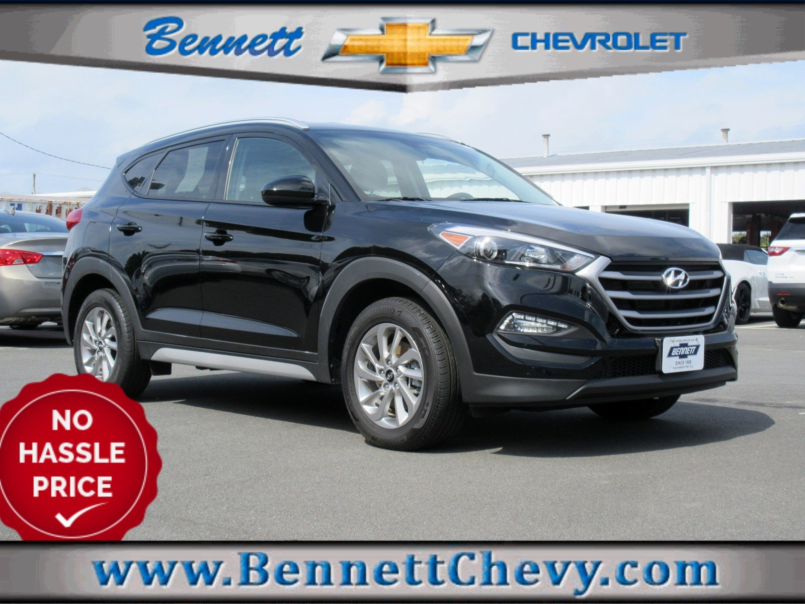 Pre Owned 2018 Hyundai Tucson SEL Sport Utility in Egg Harbor