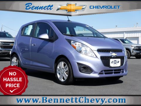 Certified Pre-Owned 2014 Chevrolet Spark LS